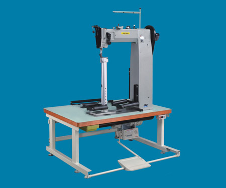 Gf 221 205h 1 Needle Unison Feed High Post Bed Sewing Machine Type 600 Jason Sewing 喆山牌工業用縫紉機